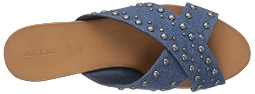 Women Denim Sandal 5 Roquet Aldo US B Slide I6dwvBBxq