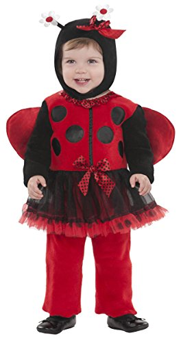[Costumes USA Bitty Bug - 12-18 Months] (Unique Toddler Girl Halloween Costumes)