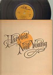 Neil Young - Harvest - LP vinyl