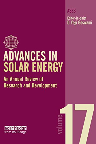 Advances in Solar Energy: Volume 17: An Annual Review of Research and Development in Renewable Energy Technologies (Advances in Solar Energy Series) (Advances In Parabolic Trough Solar Power Technology)