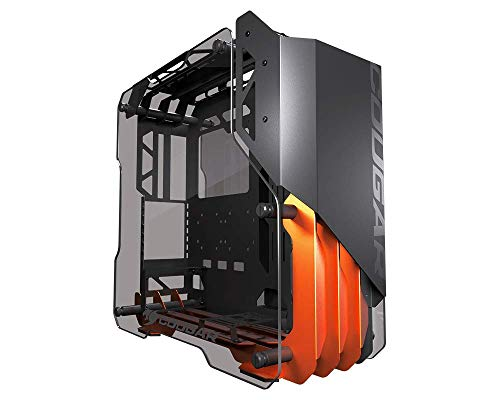Cougar Blazer Open-Frame Gaming Mid Tower Case