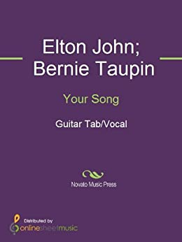Your Song by [Bernie Taupin, Elton John]