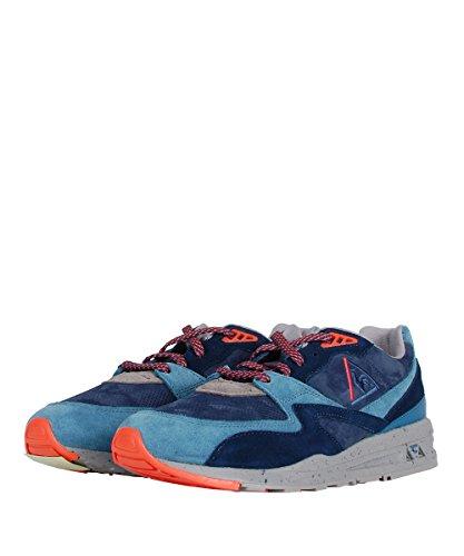 Le Coq Sportif Lcs R 80090'S Outdoor Sneakers–Zapatillas de gimnasia azul hombre Azul