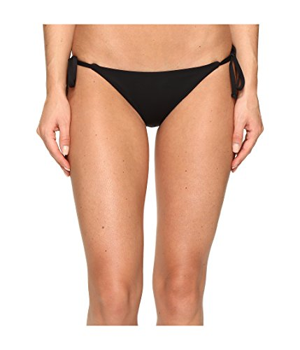 (Becca by Rebecca Virtue Women's Color Code Tie Side Bottom Black Small )