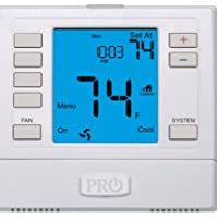 PRO1 IAQ T755 Touchscreen 3 Hot/2 Cold 7 Day Thermostat with 6-Inch Screen by PRO1 IAQ