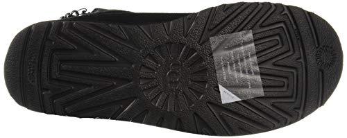 Classique Femme Botte Black Ugg Short H4pqw54
