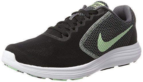 Laufschuhe white NikeNike Multicolore Donna Running dark Revolution 3 Grey Damen Fresh Black Scarpe Mint qwUxgZaU