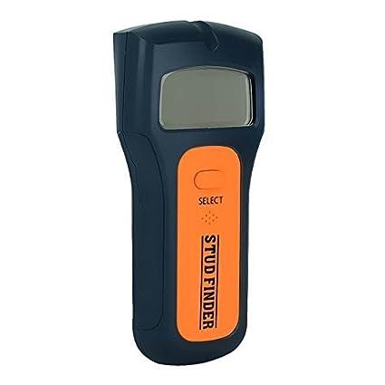 Newcomdigi electrónica Montantes de madera Detector de metales portátil Medidor de distancia Buscador Sensor de localización ...