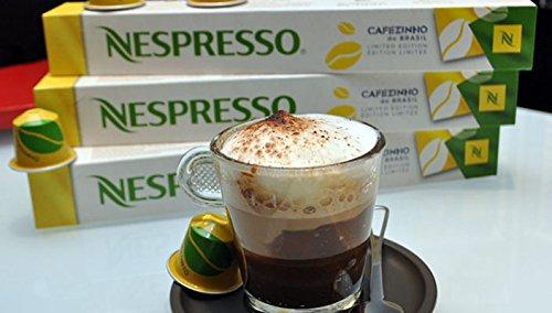 Nespresso OriginalLine CAFEZINHO DO BRASIL Intensity 9 Limited Edition 2016 by Nespresso