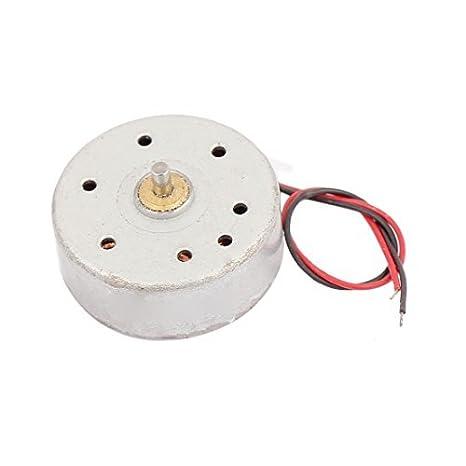 eDealMax DC1.5-4.5V 400 3200RPM Speed 2 Wired Mini électrique Vibration Vibrer Moteur 25x9mm - - Amazon.com