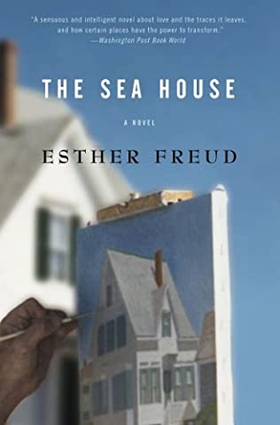 book cover of The Sea House
