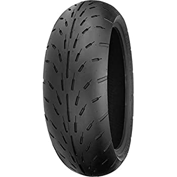 Shinko 003 Stealth Motorcycle Tire Front 120//70-17 /& Rear 200//50-17 Set
