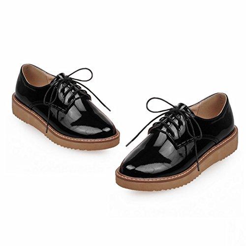 Colegio Oumeiyinglun Viento Casuales Zapatos/Zapatos Retro Mujeres Salvajes Del C
