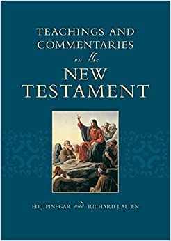 Book Teachings and Commentaries on the New Testament