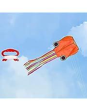 Octopus Zachte Vlieger Lange Staart Strand Grote Vlieger Gemakkelijk Flyer Vlieger Goed Speelgoed voor Kinderen en Volwassenen