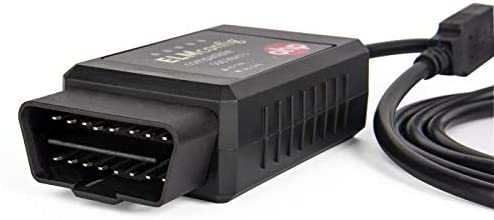 OHP ELMconfig Forscan OBD2 USB Adapter with MS-CAN & HS-CAN Switch