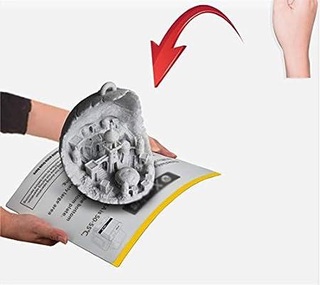 LINDANIG Impresora 3D X-Plus de Gran tamaño Inteligente de Grado ...