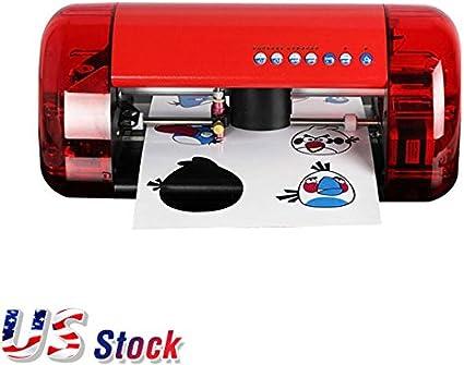 Nos stock-a3 tamaño cutok cortador de vinilo y Plotter con Contour Cut Función: Amazon.es: Juguetes y juegos