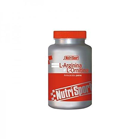 NUTRI-SPORT - ARGININA+ORNITINA N.SPORT: Amazon.es: Salud y cuidado personal