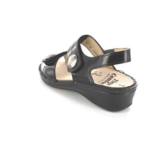 Finncomfort Femmes Alanya 2677022099 Finncomfort Alanya Sandale 2677022099 Noir Femmes Sandale xqBARR0