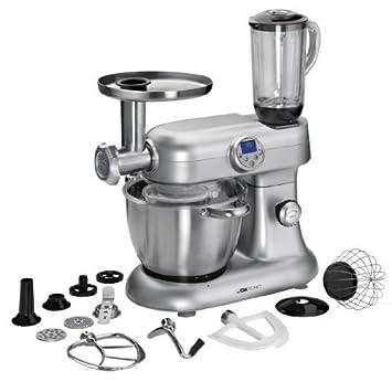 clatronic km3476 cook mix robot da cucina tritacarne mixer multiuso 2000 watt