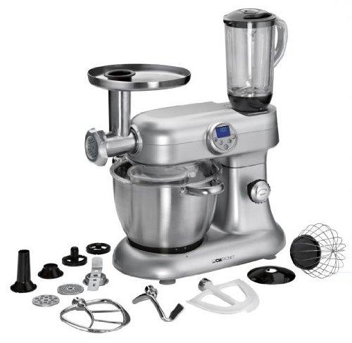 Clatronic KM 3476 Küchenmaschine mit Kochfunktion