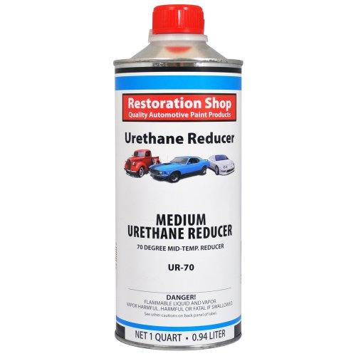 Restoration Shop UR70-QT Medium Urethane Reducer Quart Acrylic Urethane Enamel