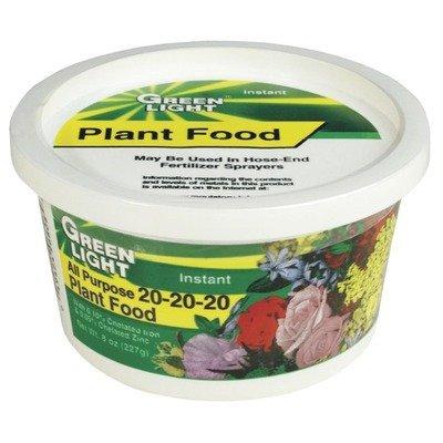 Green Light 96808 8 Oz All Purpose 20 20 20 Plant Food