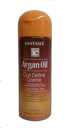 - Fantasea Ic Argan Oil Curl Definer Creme