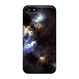 For Iphone 5/5s PC Phone Case Cover(stardust)