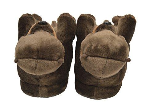 Happy Animal Otter New Mens Feet Styles Full Premium Womens 50 Foot Slippers qBwU68I