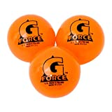 Mylec Yellow G Force Liquid Filled Cold Weather Ball