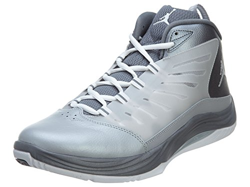 Tiempo de vuelo Jordan Shoes 14.5 Baloncesto Wolf Grey/White-Cool Grey