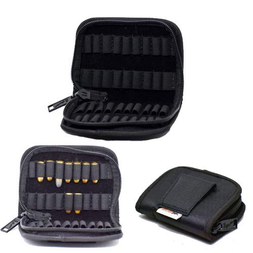 GunAlly Belt Ammo Carry Wallet Pouch 32 Bore Revolver/Pistol Price & Reviews