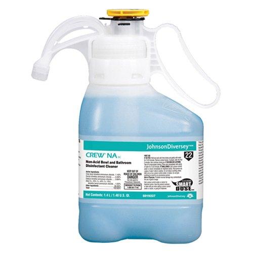 JohnsonDiversey Floor Cleaner - Liquid Solution - 1.48 Quart - Floral Scent