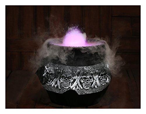Smoking Cauldron Halloween (Cauldron Halloween)