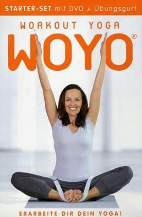 Amazon.com: Woyo - Workout Yoga - Starterset (DVD + Yoga ...