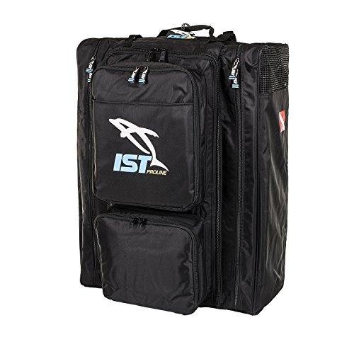 IST Heavy duty backpack - Black
