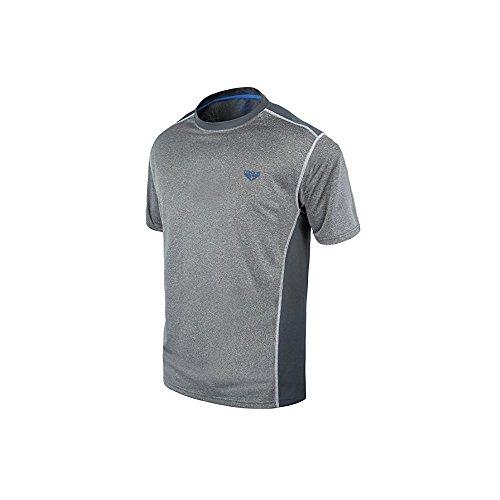 Condor Men's Surge Performance T-shirt Graphite size
