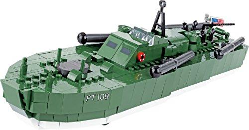 COBI Small Army Motor Torpedo Boat PT-109 ()