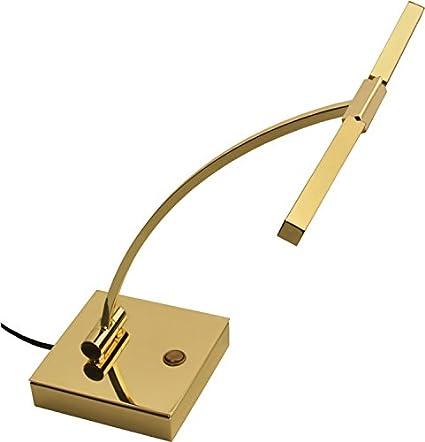 Steinbach Klavierlampe klassisch in Nickel-matt Qualität made in Germany