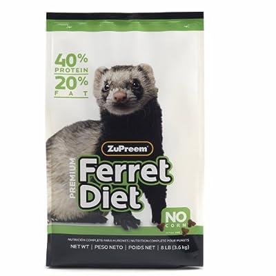 Zu Preem Premium Ferret Food