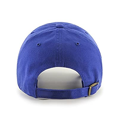 MLB Kansas City Royals Clean Up Adjustable Hat, One Size, Royal