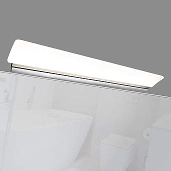 Lampe Led Pour Miroir 600 Mm Luminaire De Salle De Bain Applique éclairage Salle D Eau Température De Couleur Blanc Newtre Amazon Fr Luminaires Et Eclairage