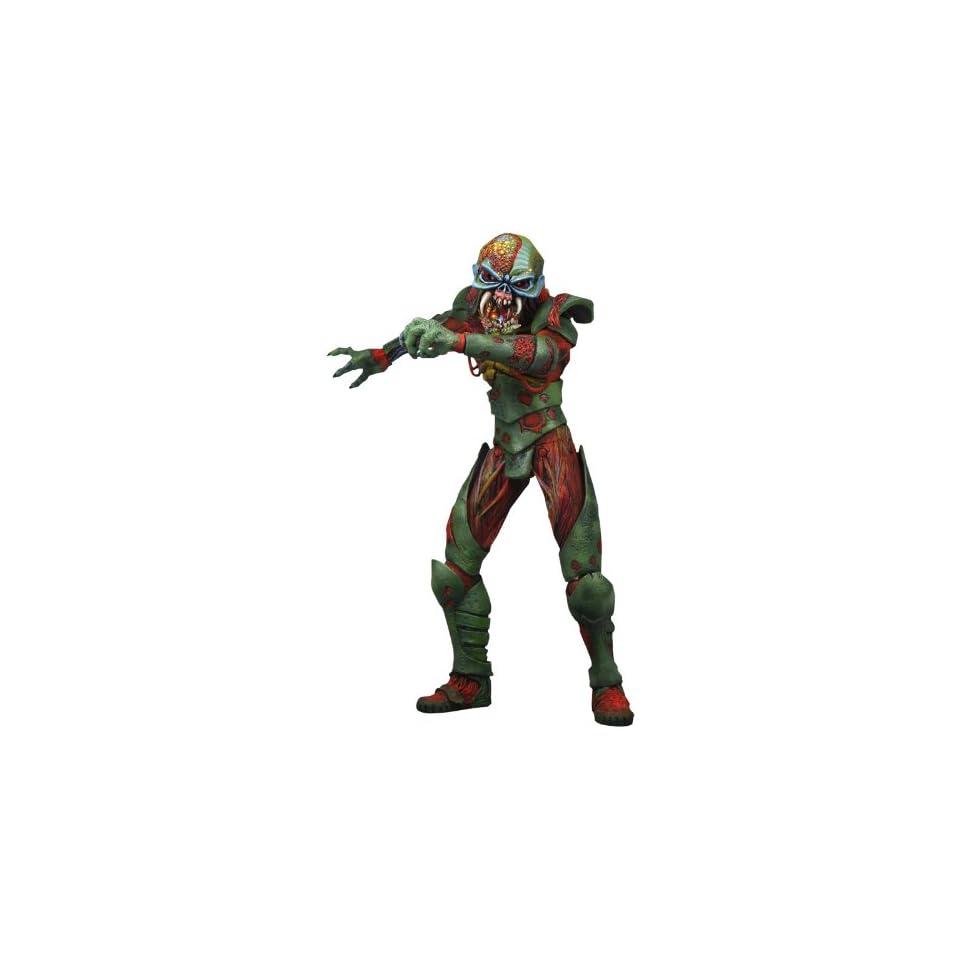 Iron Maiden Final Frontier Eddie 7 Action Figure