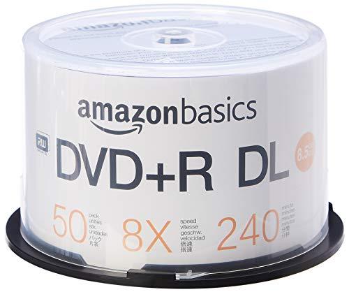 AmazonBasics 8.5GB 8x Blank
