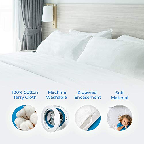 Everlasting leve 100 Waterproof Pillow Protectors