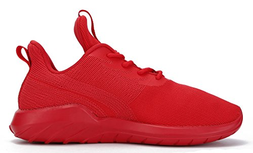 Breathable Sneakers Athletic Red Soulsfeng Casual Lightweight Women Unisex Sport Fashion Men Shoes XwZxfw0