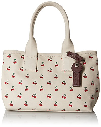 Marc by Marc Jacobs Embroidered Fruit Canvas Tote Weekender Bag