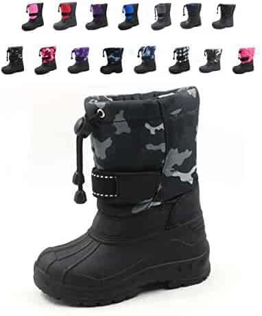 7a3ff8b3e62b SkaDoo Cold Weather Snow Boot (Toddler Little Kid Big Kid) MANY COLORS